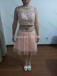Simple cute prom dresses