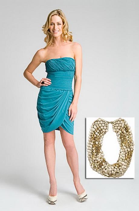 Wedding reception dress for guest