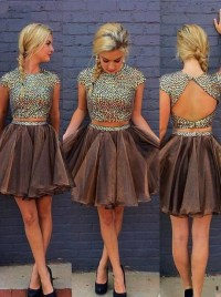 Simple 2 piece dresses
