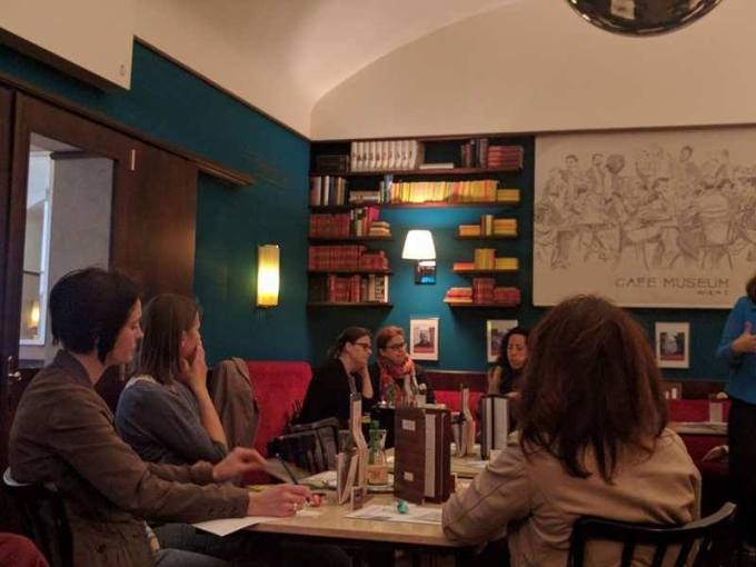 бизнес-завтрак австрийских мам | блог Наталья Швайцер