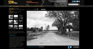 SDN se ha convertido en sus cinco años de existencia en un espacio relevante para la fotografía documental en la era de la conectividad.