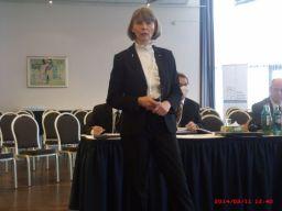 Christiane Kersting, Geschäftsführerin des Zentrums Ideenmanagement.