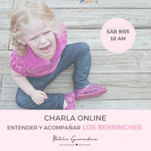Charla Online BERRINCHES