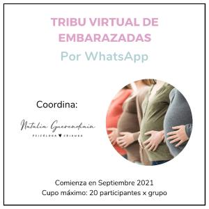 TRIBU VIRTUAL DE EMBARAZADAS