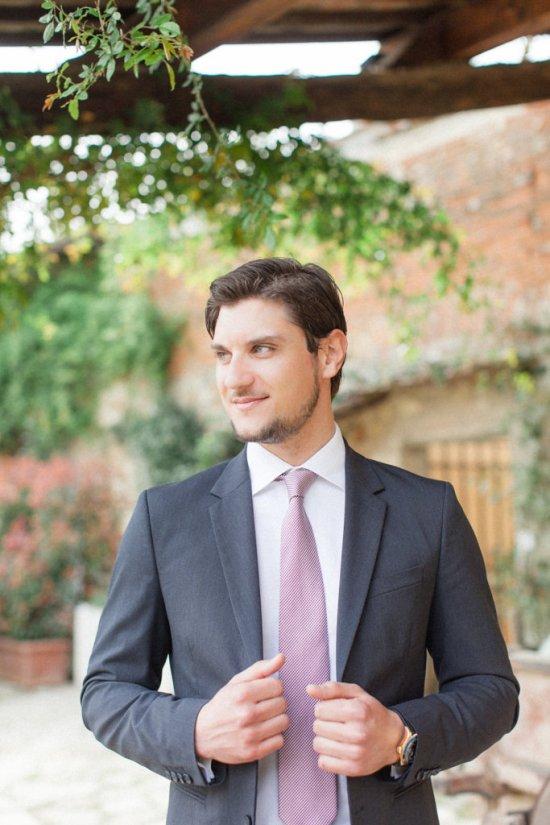 Elegance of Tuscan weddings -Tuscany groom - getting married in Florence