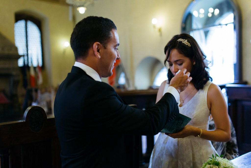 A romantic elopement to Cortona, Tuscany