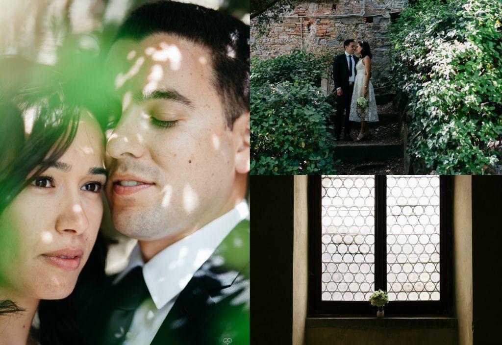 intimate elopement wedding in sunny Cortona-Tuscany weddings