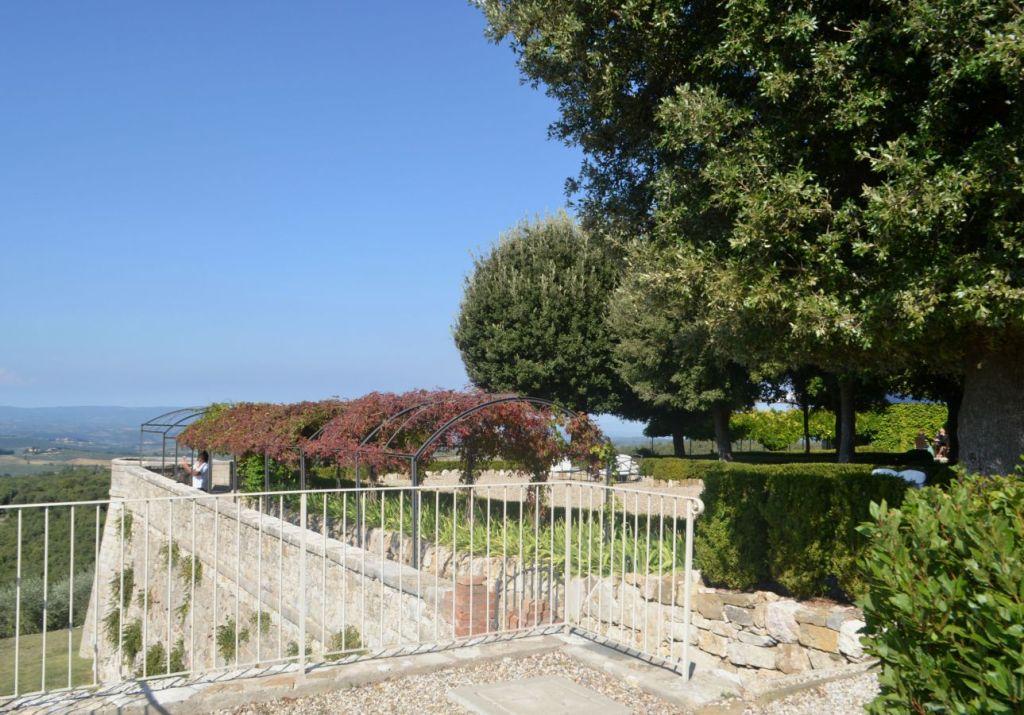 perfect wedding venue near Siena
