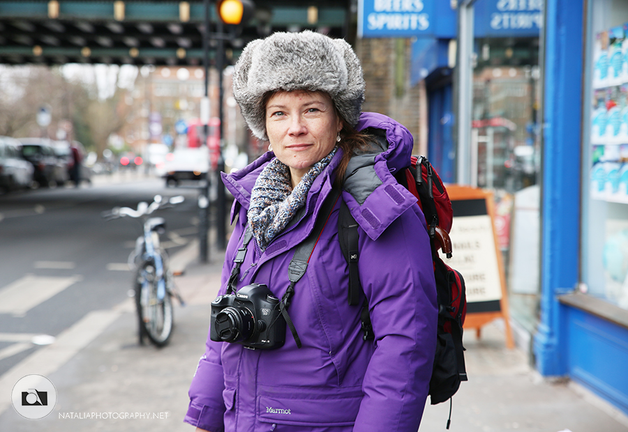 The woman behind the Humans of Greater London page