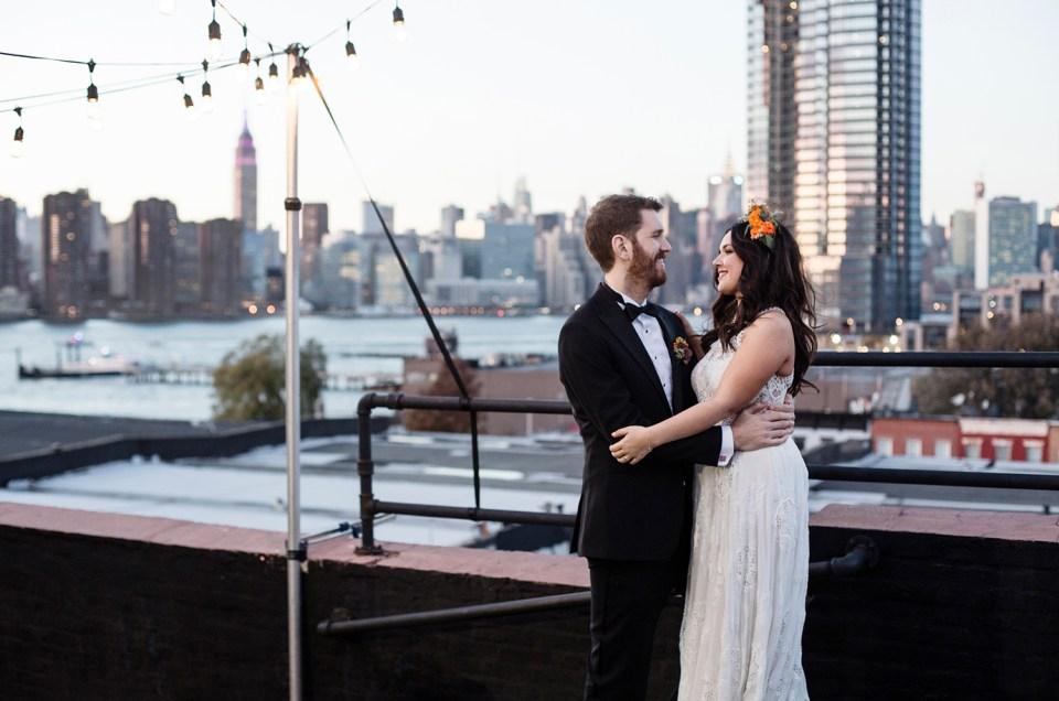 Unforgettable New York wedding