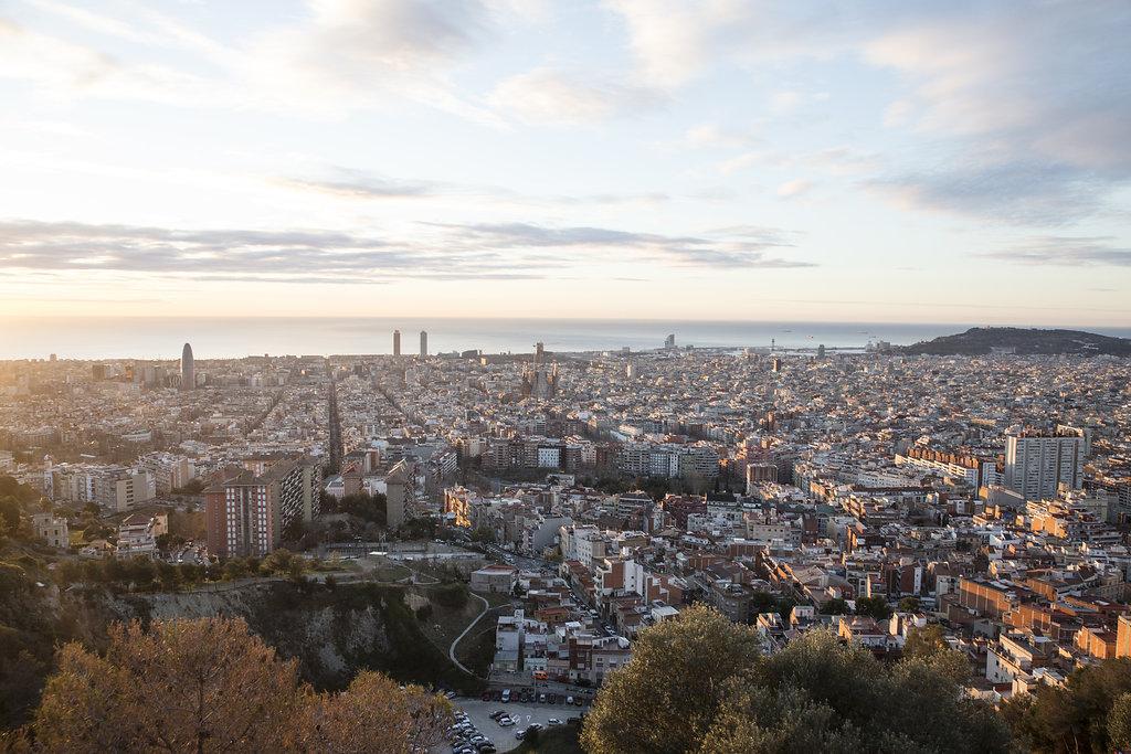Barcelona Bunkers del Carmel