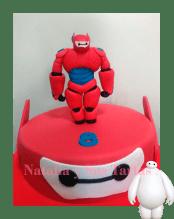 Tarta Big Hero 1