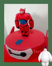 Tarta Big Hero 5