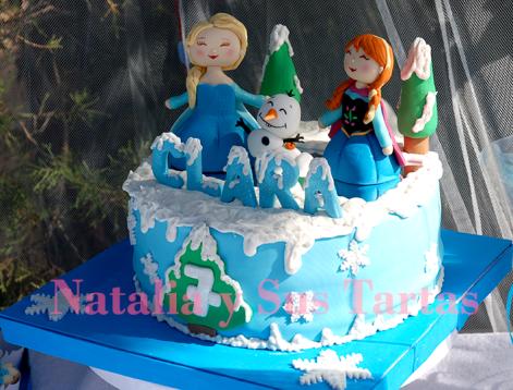 Cumpleaños Frozen 13