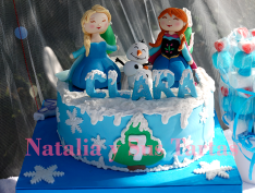 Cumpleaños Frozen 14