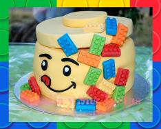 Cumpleaños lego 10