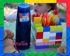 Cumpleaños lego 3