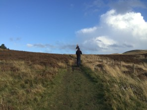 Top of The Hill at Bonaly