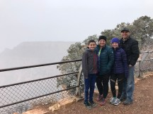 Bourn Family Grand Canyon
