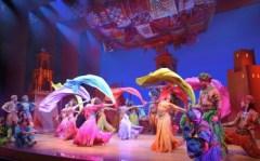 Female Dancers Broadway Disney Aladdin