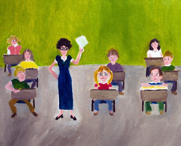 1 FRED classroom scene by Natalie BuskeThomas