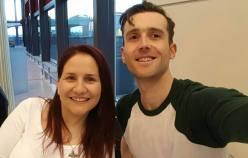 Nat and Chris
