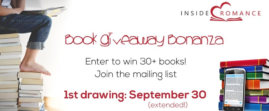 IR Site Book Giveaway