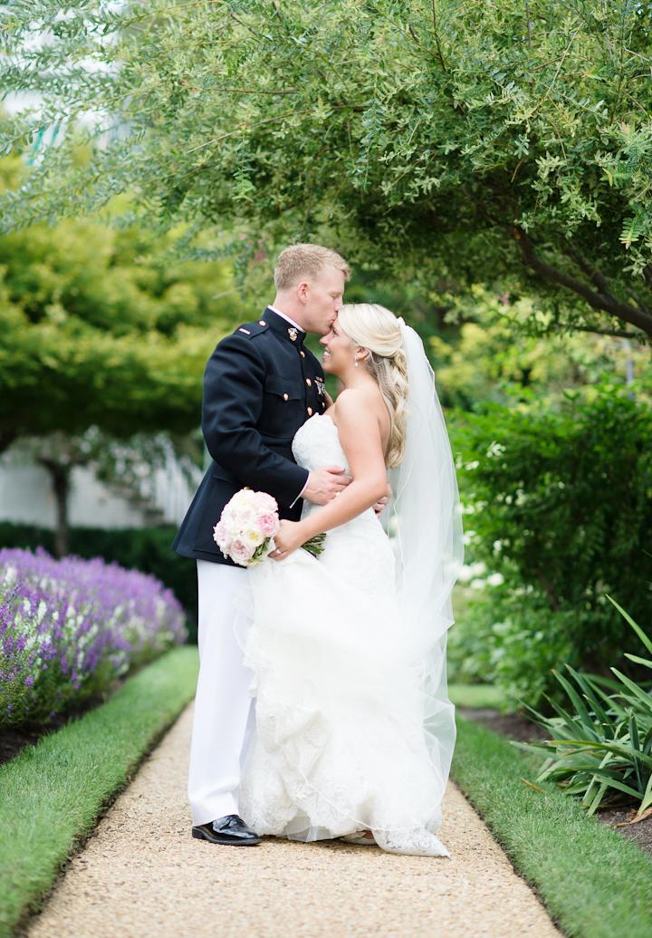 Brittany  Alex  Naval Academy Wedding  Natalie Franke