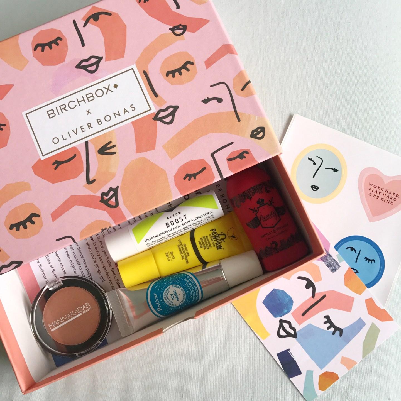 September Birchbox | Beauty and Skincare