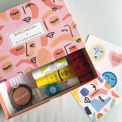 September Birchbox | Beauty and Skincare