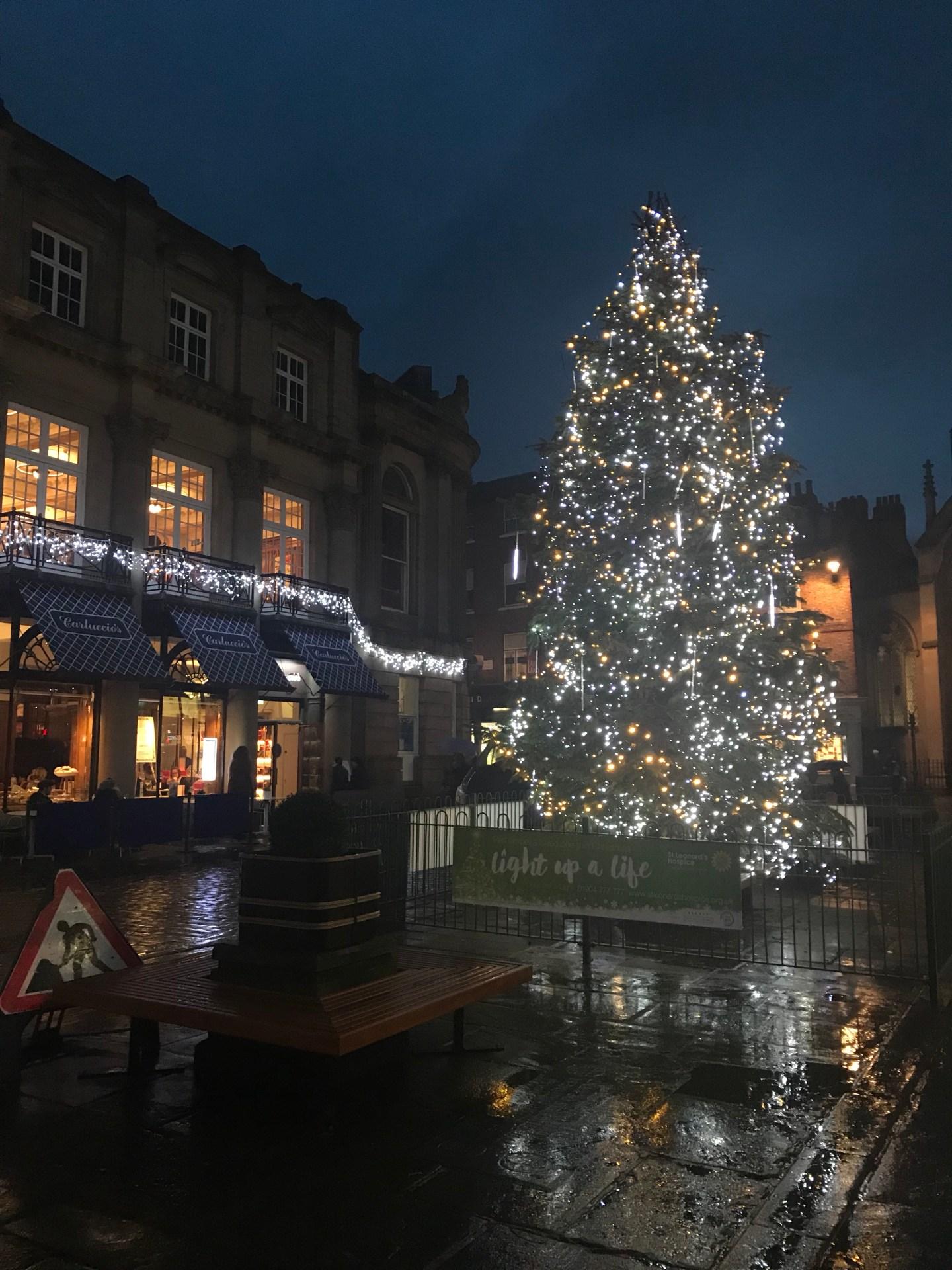 Christmas/Winter Bucket List | Blogmas