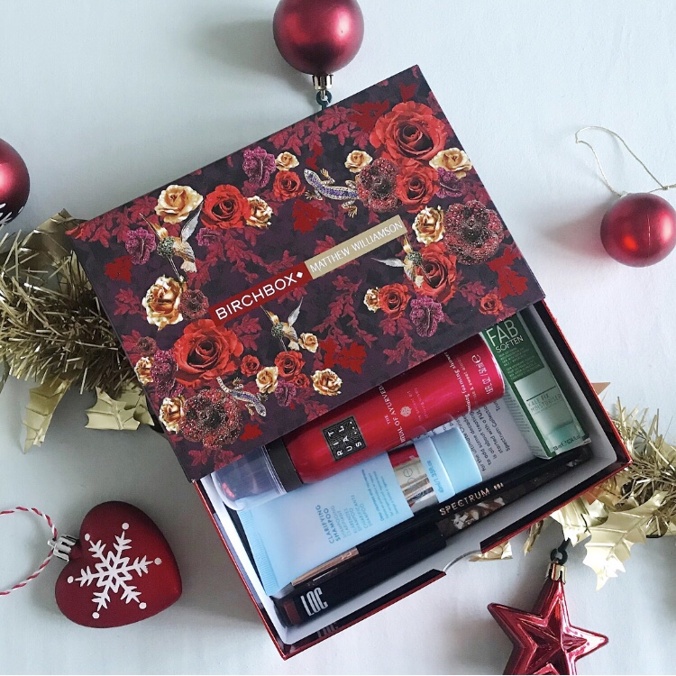 December Birchbox | Blogmas