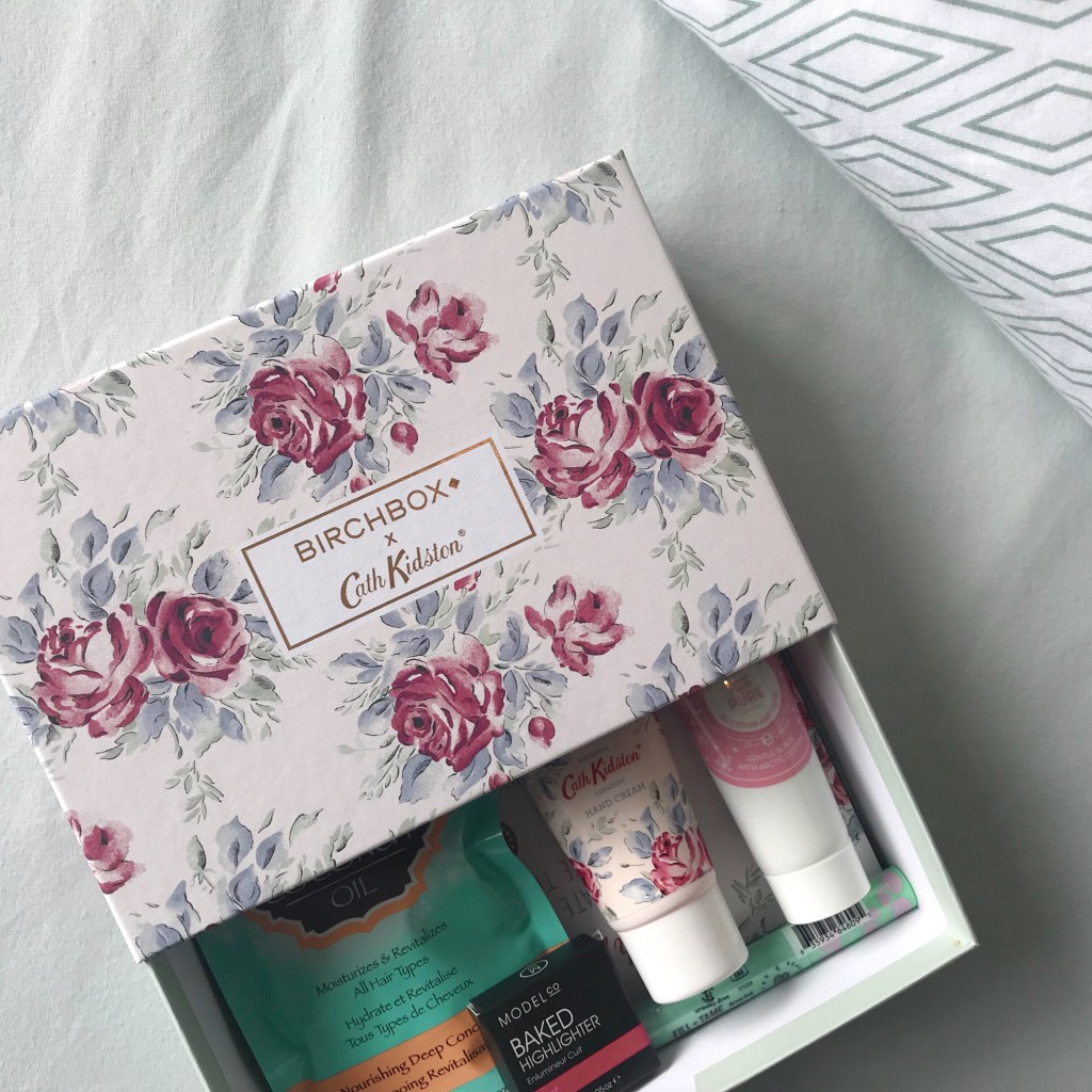 April Birchbox | Beauty and Skincare