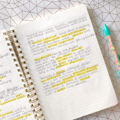 Dissertation Diaries #1 – The Start and It's Going Wrong Already