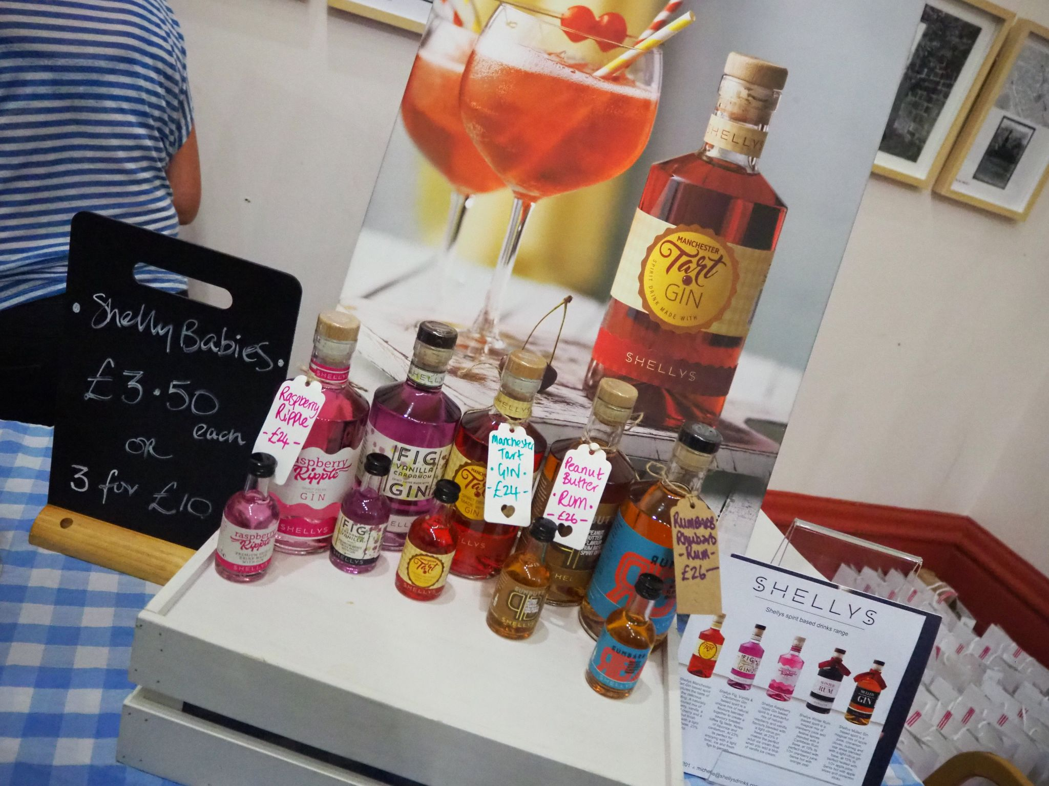 Shelley's Gin Stall