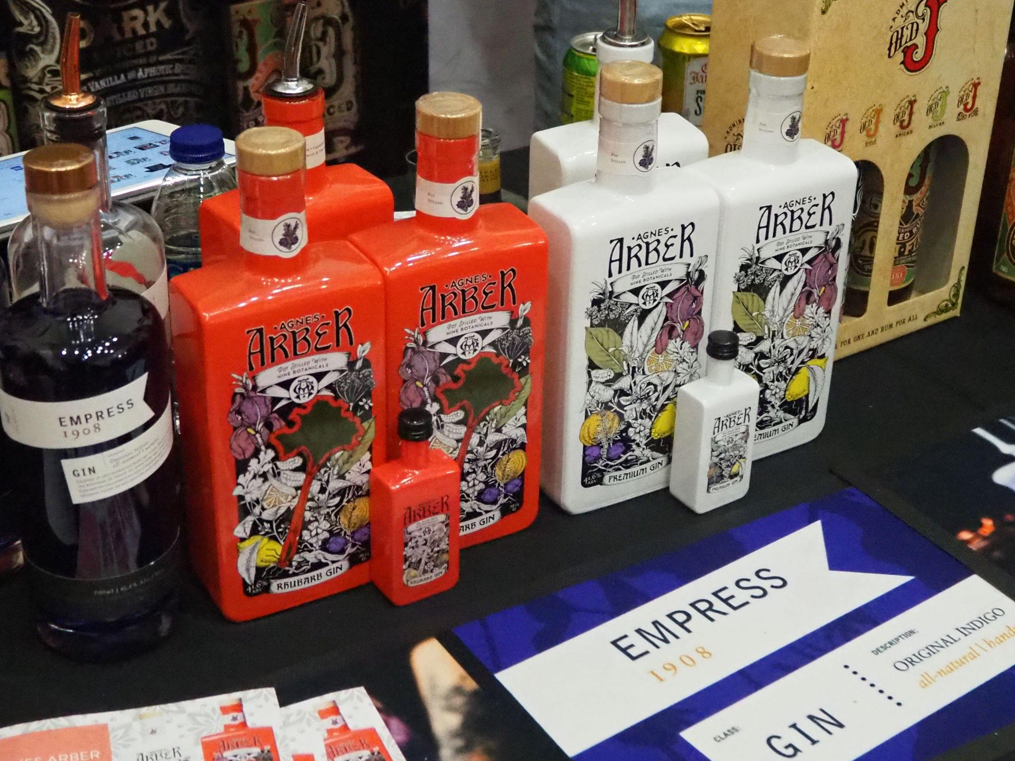 Arbers Gin Stall
