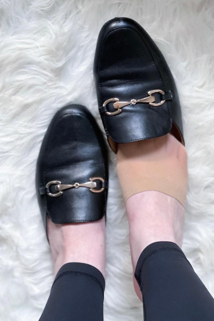 Gucci Princetown Mules and Half Socks