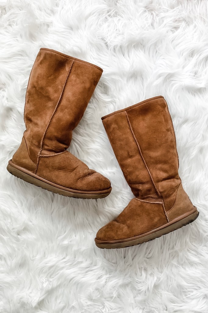 Best Shoes for Winter Weather -- UGG Classic Tall Boots