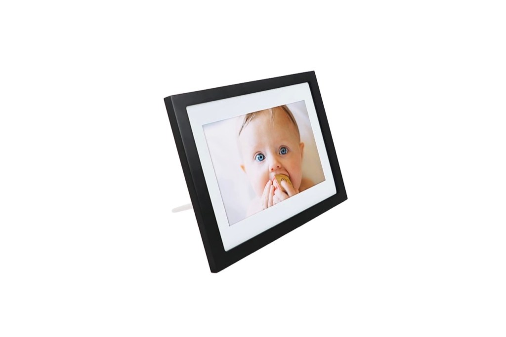 Father's Day Gift Ideas - digital photo frame