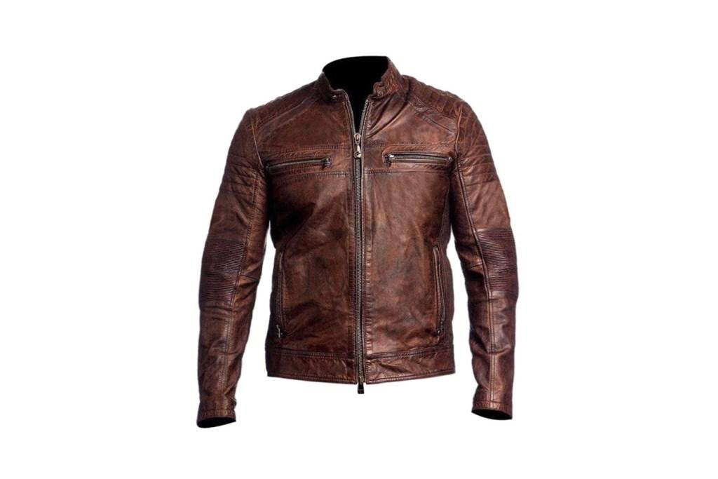 Third Wedding Anniversary Gift Ideas - Leather Jacket