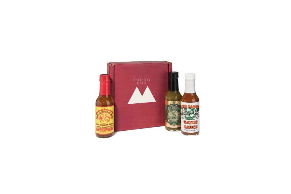 Father's Day Gift Ideas - FuegoBox Hot Sauce Subscription or TRUFF Hot Sauce