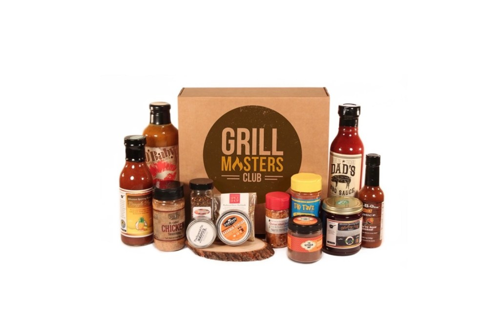 Father's Day Gift Ideas - Grill Masters Club BBQ subscription Grill ButcherBox CrowdCow