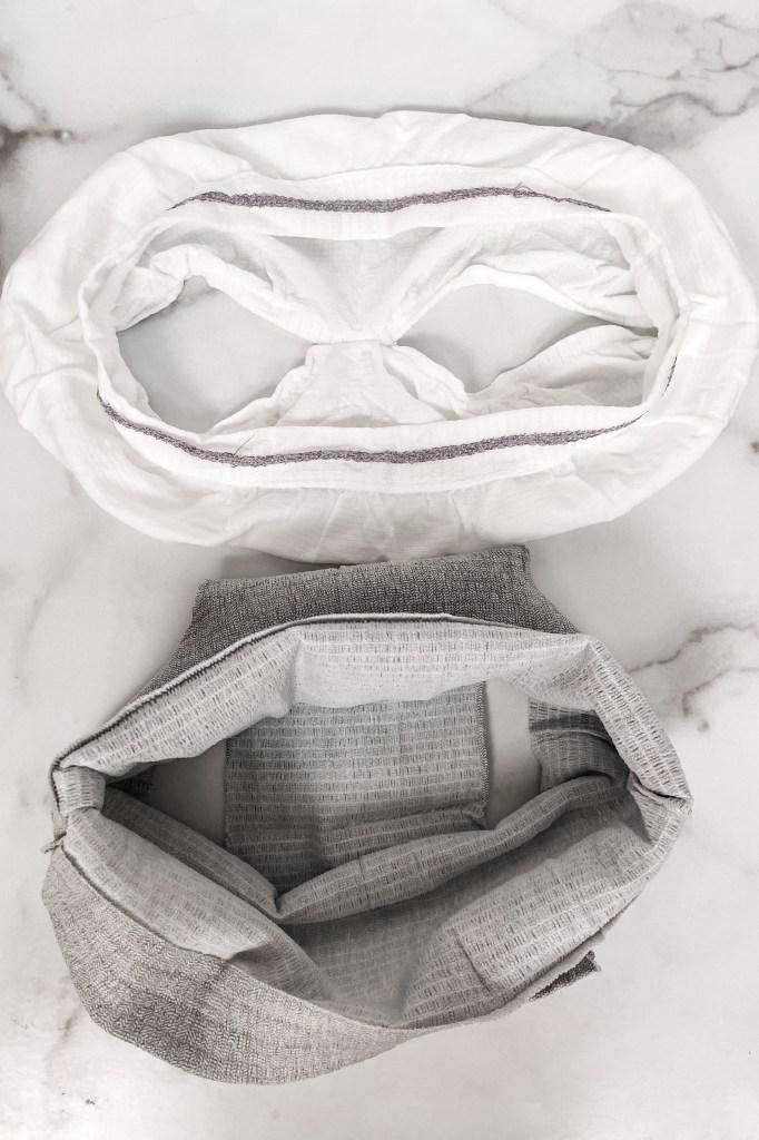 FridaMom Disposable Underwear vs Hospital Disposable Underwear