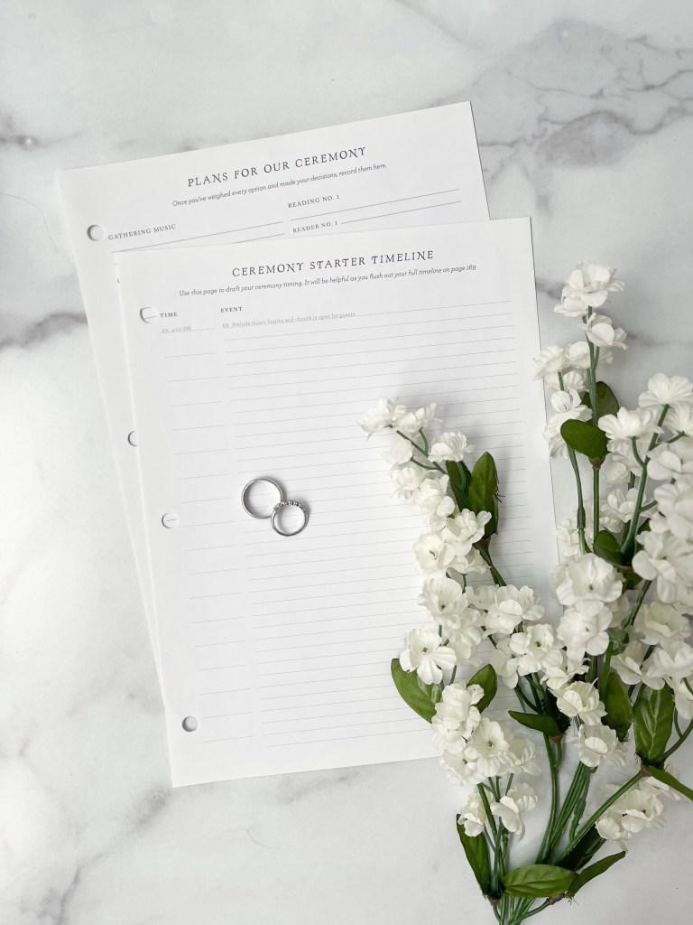 Designing Your Wedding Ceremony with The Joyful Wedding Planner