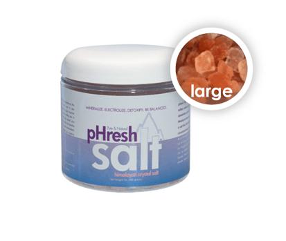 Himalayan pink rock salt - phresh