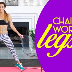 Chair Exercises On Tv Large Rocking Leg And Glute You Can Do With A Natalie