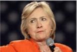 Hillary in Orange