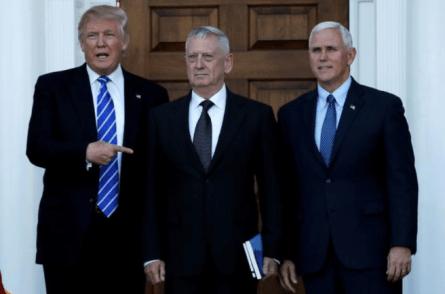 President-elect-trump-general-mattis-mike-pence