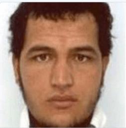 Terrorist Anis Ami Wanted