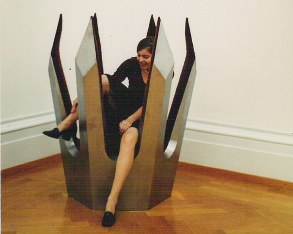 Chair Solitaire, 2002